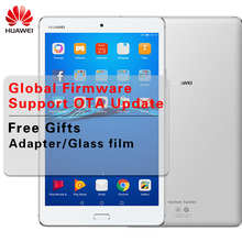 Global Huawei MediaPad M3 Lite 8.0 inch Android 7.0 3G/4G RAM 32G/64G ROM Two Camera Fingerprint  MSM8940 Octa Core 4800mAh