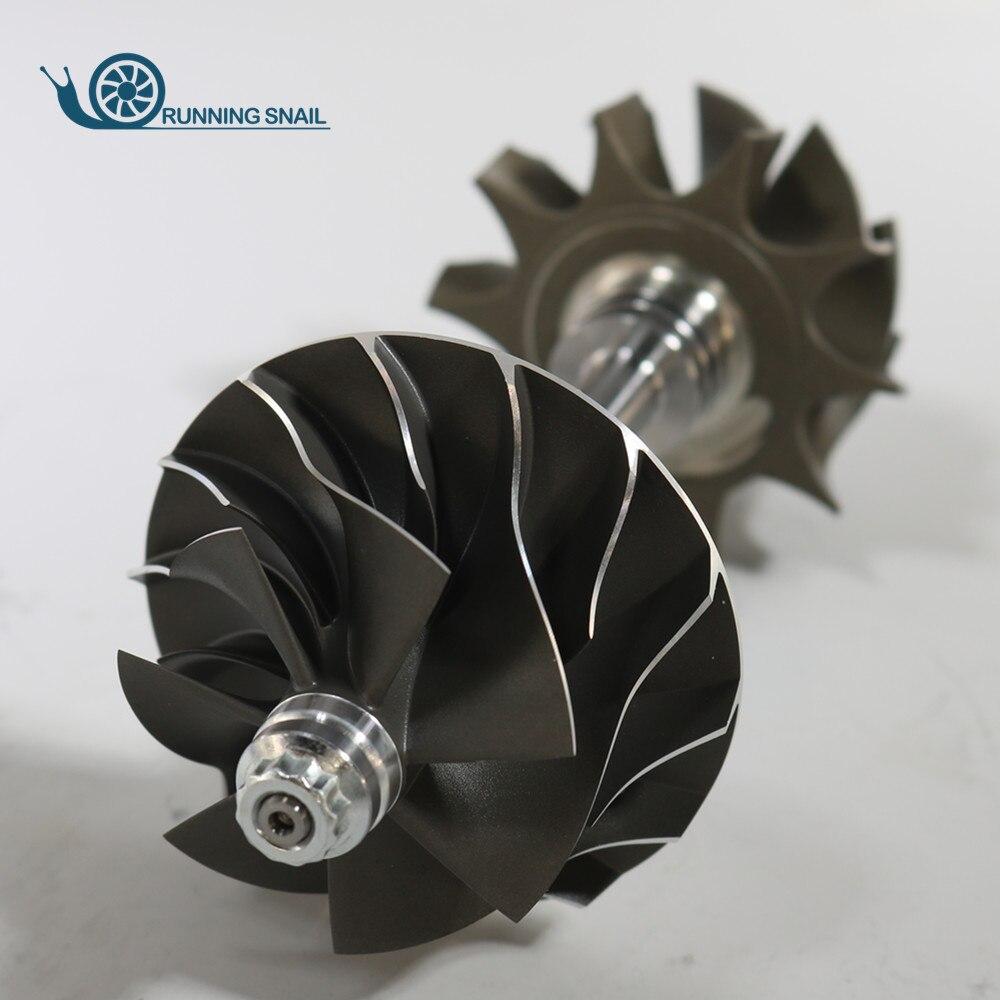 Rotor do turbocompressor de rhf5v vifb 8973815072 para o caminhão 4jj1e4n 4j1e4n de isuzu nkr 3.0l 157hp