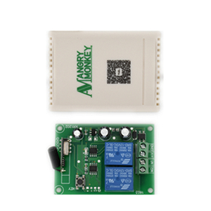 Image 3 - 433Mhz Wireless RF Switch DC12V Relay Receiver Module and 433 Mhz Remote Controls For DC Motor Forward and Reverse Controller