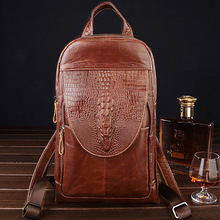 Women Backpack High Quality Genuine Leather Back Pack for Me