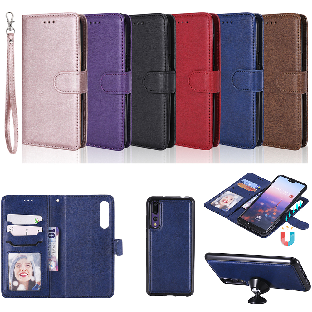 Detachable 2in1 Leather Luxury Wallet Case For Huawei Mate 9 10 Pro Mate 20 Lite P9 P10 P20 P30 Pro Nova 3 2i Phone Cover A128Detachable 2in1 Leather Luxury Wallet Case For Huawei Mate 9 10 Pro Mate 20 Lite P9 P10 P20 P30 Pro Nova 3 2i Phone Cover A128