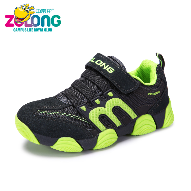 Boy Sneakers Kids Shoes Running Trainers Child School Design Sport Outdoor Sapato Super Leather Hillwalking Slip On Chaussure