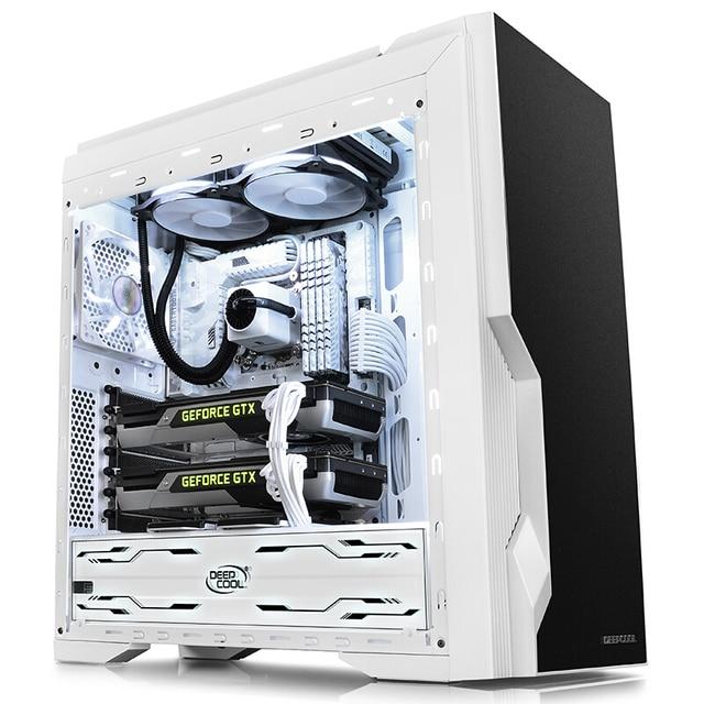GETWORTH R30 Gaming Desktop Intel Core I7 8700 Computer ASUS B360M mATX GeFore GTX 1070 Corsair 16G Memory DDR4 240G SSD 1TB HDD 1