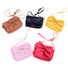 0b8b3a356462 1 шт Мини бантом сумка ключ портмоне Прекрасный сумка маленькая девочка  Настоящее новое поступление(China