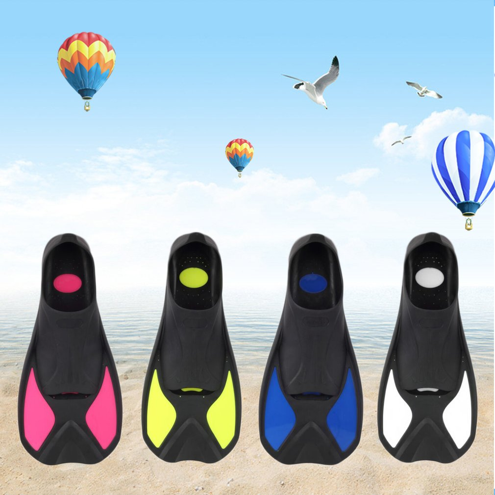 AF-680 Adult Long Fins Full Foot Swimming Snorkeling Flippers Training Diving Equipment Outdoor Water Sports Faster Speed