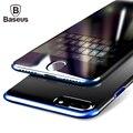 Baseus PC Hard Case Для iPhone 7 Крышка Для iPhone 7 Plus Case царапинам Гальванических Защитный Телефон Сумка Shell Coque