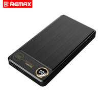 Remax Kooker 20000mAh Power Bank External Battery Pack Lithium Polymer Power Backup Bank For Mobile Phone