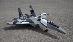 Image 3 - Freewing KIT davion rétractable/avion, modèle rc télécommande ou PNP, EDF, modèle jumeau 70mm, Su35, SU 35