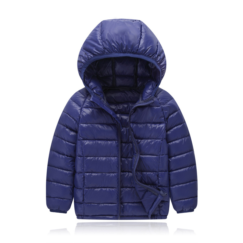 Ultra light baby Girls boys down jacket 90% duck down coat winter spring autumn children clothes with hooded and pocket women lightweight and warmth lengthen duck down coat hooded europe fashion winter ultra light parka with belt