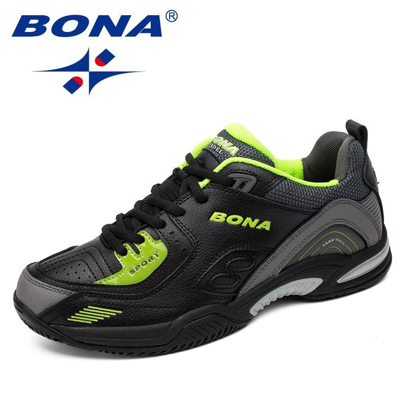 FOI Nouveau Style Populaire Hommes Chaussures de Jogging En Plein Air Sneakers Lace Up Hommes de Sport Chaussures De Tennis Confortable Lumière Douce Livraison Gratuite - 3