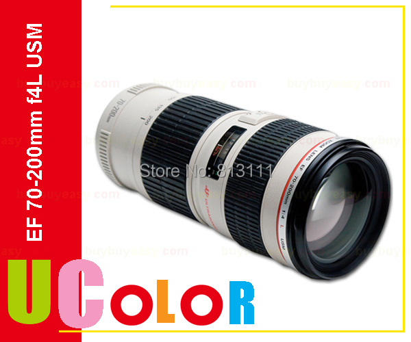 Genuine Canon EF 70-200mm f/4L f4 L USM Telephoto Zoom Lens free shipping xc3020 70p84c new original and goods in stock