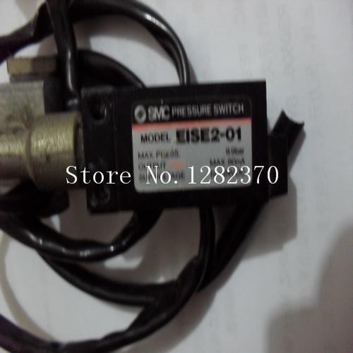 [SA] Japanese original SMC pressure sensor switch EISE2-01 spot --2PCS/LOT цена