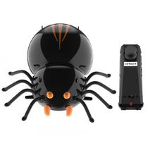 DIY F10 Spider RC Cars Intelligent Remote Insect Robot Kits Radio Control Cartoon Toys Remote Truck Toys Best Gift For Kids Toys(China)