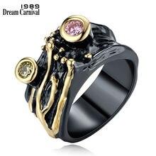 Dreamcarnival1989 модные кольца в стиле барокко для женщин экзотические