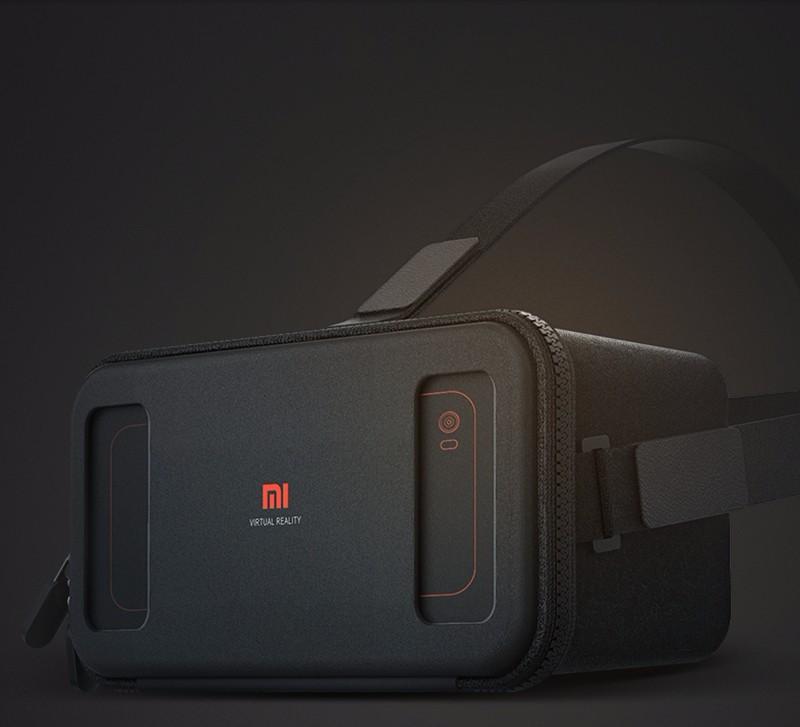 Original Xiaomi VR Virtual Reality 3D Glasses Mi VR Box 3D Virtual Reality Glasses cardboard MI VR For iphone 7 Xiaomi Samsung (3)