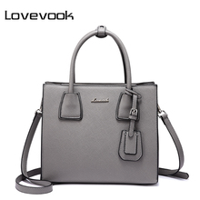LOVEVOOK handbag women shoulder messenger bag female office