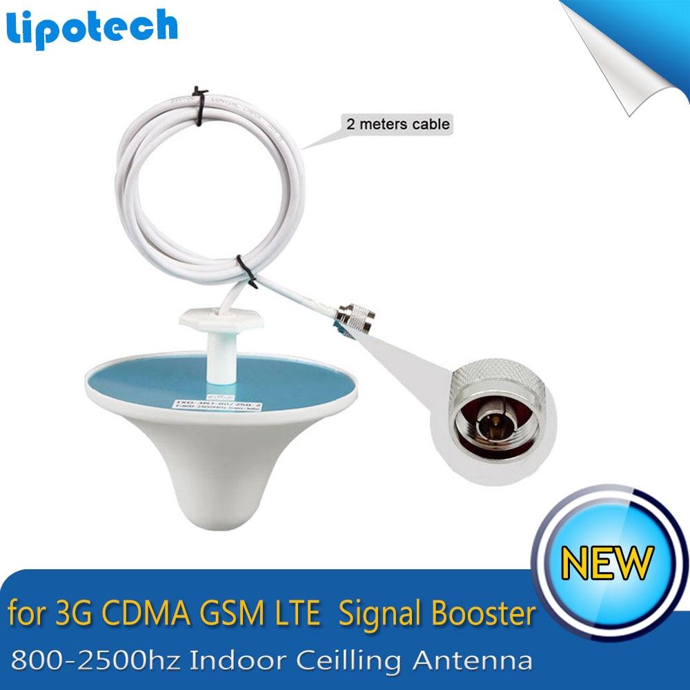 diy kits lintratek tdd lte 4g mobile signal booster 2300mhz 65dbi 4g