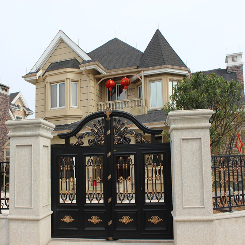 Aluminum Main Gate Designs, House Main Gate Designs Hc-a4