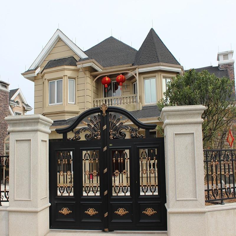 Aluminum Main Gate Designs, House Main Gate Designs Hc-a4