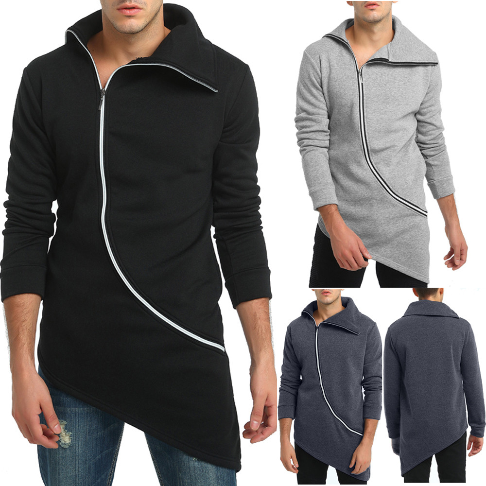 Sunfree New Recommend Solid Men Casual Fashion Winter Autumn Hoodie Hot Selling Worth Having Sweatershirt Hoodies 3L60