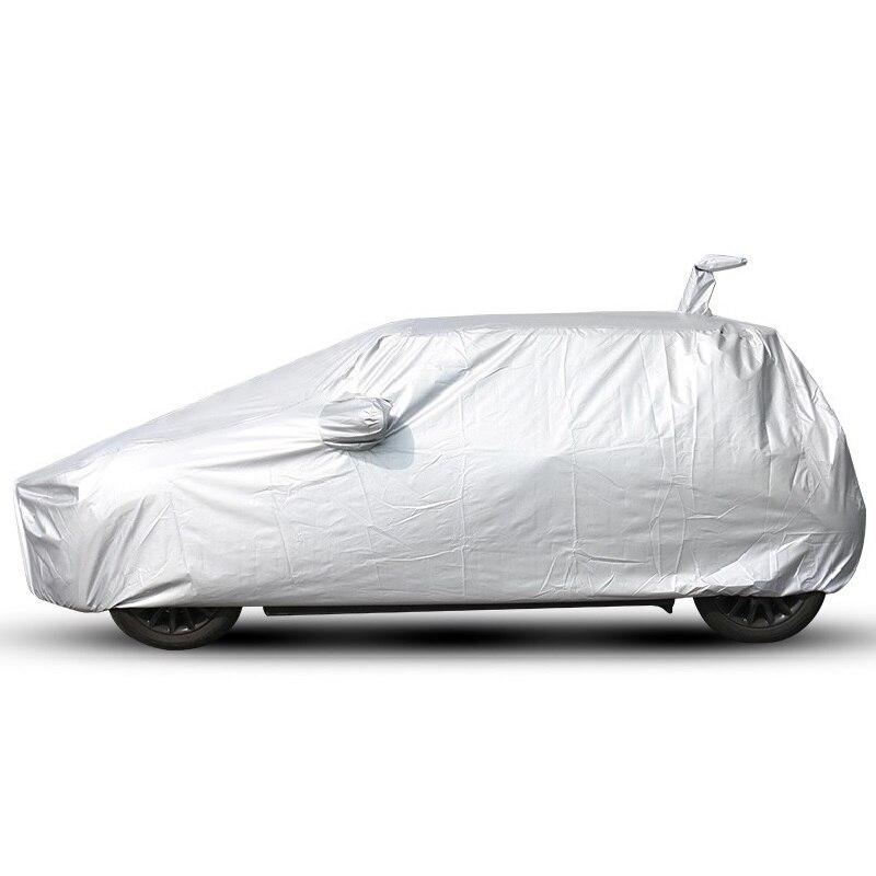 Protection de carrosserie en argent étanche au soleil étanche à la poussière Auto pare-soleil de voiture pour Mini Cooper F54 F55 F56 F60 R55 R56 R60 R61 Protection