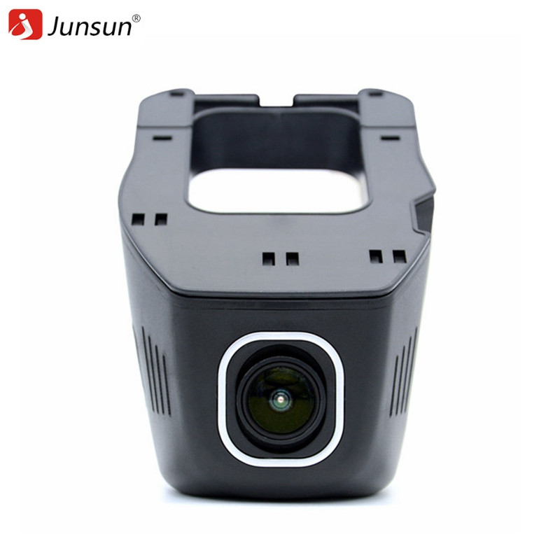 Junsun 1080P 160 Wide Angle HD Car Cam Vehicle DVR Dash Camera Video Recorder WDR Night Vision Loop recording Automatic Coverage вода ducray иктиан увлажняющая мицеллярная вода 400 мл