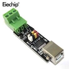 USB для TTL RS485 Серийный Конвертер Адаптер Модуль FTDI FT232RL SN75176 двойная функция двойной