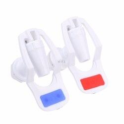 2 uds dispensador de agua de repuesto tipo Push grifo de plástico blanco cocina suministros para beber