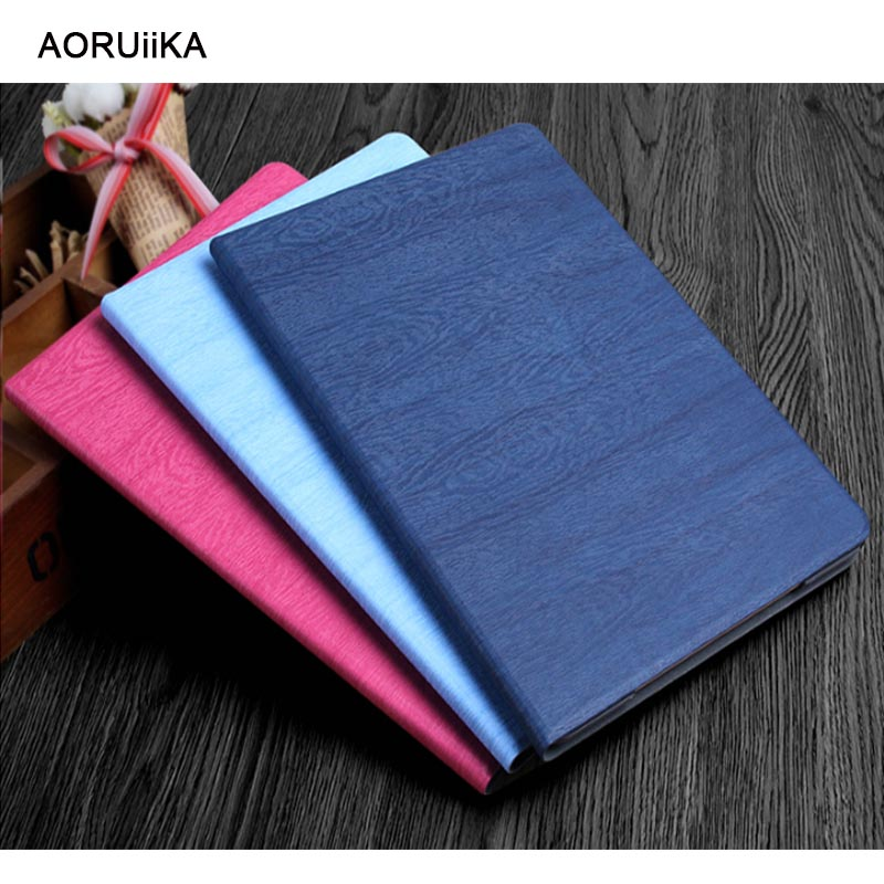 AORUiiKA PU Leather Cover Case For Xiaomi Mi Pad 4 MiPad4 Tablet Protective Smart Case for xiaomi mi pad4 8.0 case cover+gift
