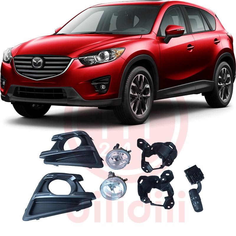 Sada OEM mlhových světel do mlhy pro 2014 2015 2016 Mazda CX-5 cx 5 - Autosvětla