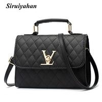 Siruiyahan Luxury Handbags Women Bags Designer Crossbody Bags Women Small Messenger Bag Women S Shoulder Bag