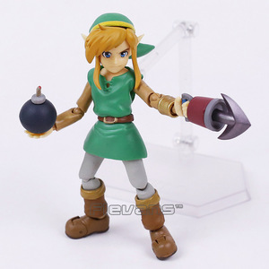 Image 1 - Link A Link Between Worlds Figma EX 032 / Figma 284  PVC Action Figure Collectible Model Toy 2 Types