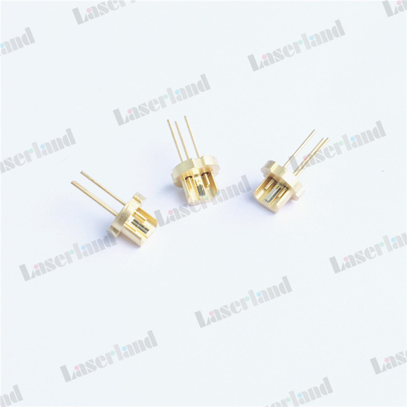10pcs Mitsubishi ML101U29 25 5 6mm TO18 660nm Red CW 150mW Pulse 400mW Laser Diode LD
