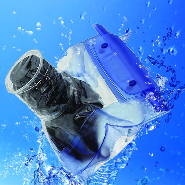 Waterproof Camera Case Underwater Housing Case Pouch Dry