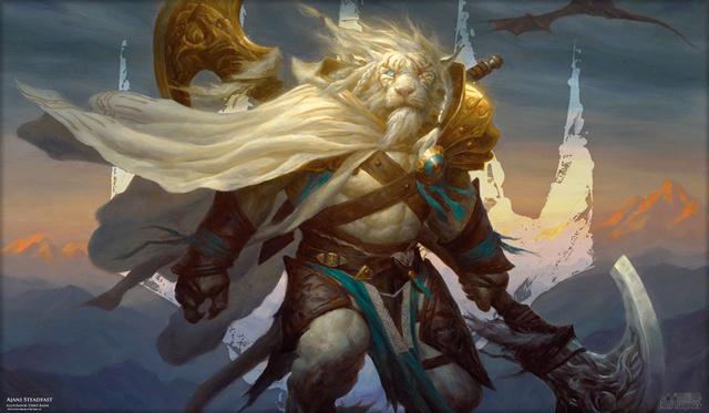 Board Game playmat,Table Magical Mouse Ajani, Mentor of ...