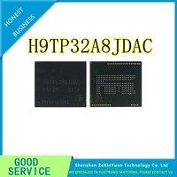 2 pçs/lote H9TP32A8JDACPR KGM H9TP32A8JDACPRKGM H9TP32A8JDAC H9TP32A8 JDAC Melhor qualidade null Eletrônicos -