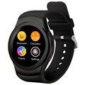 G3 de alta qualidade bluetooth smart watch mtk2502c tela ips sim cartão Ouvir Monitor de Freqüência do Relógio para IOS & Android telefone smartwatch