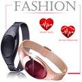 Mulheres z18 smart watch suporte vwar smartwatch com pressão arterial monitor de freqüência cardíaca pedômetro rastreador de fitness para android ios