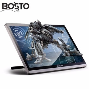 Image 2 - Bosto Artista 22U mini Graphics Tablet Monitor to Draw Art Drawing Monitor Draw Glove(promotion In USA Only)