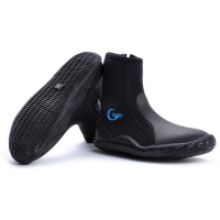 5MM Thermal Swimming Diving Shoes Neoprene Boots Adult Swim Beach Wear Water Sailing Snorkeling Scuba Surf
