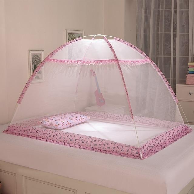 portable compensation tente b b lit moustiquaire pour b b chambre anti moustique auvent pour. Black Bedroom Furniture Sets. Home Design Ideas