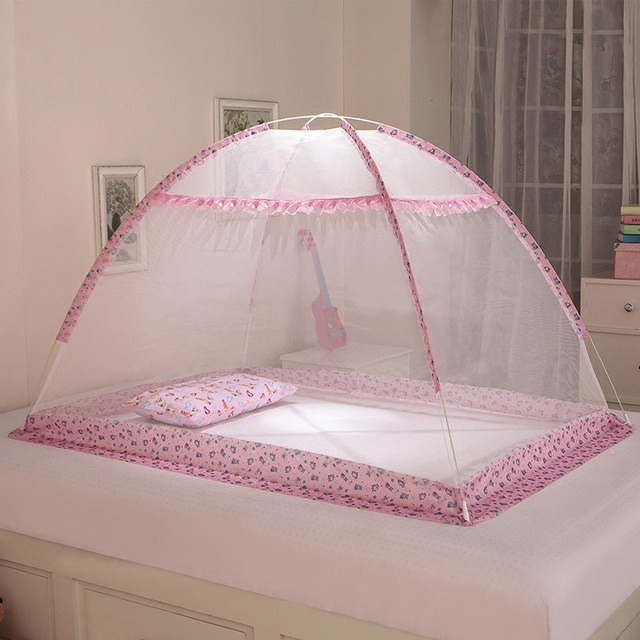 Portable Netting Tent Baby Bed Mosquito Net For Baby Room Anti