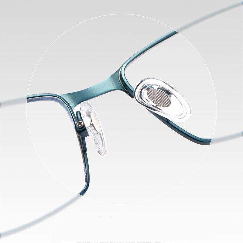 Free Shipping 100 Pure Titanium Full Rim Brand Eyeglasses Men Optical Spectacle Frame Eye Prescription Glasses