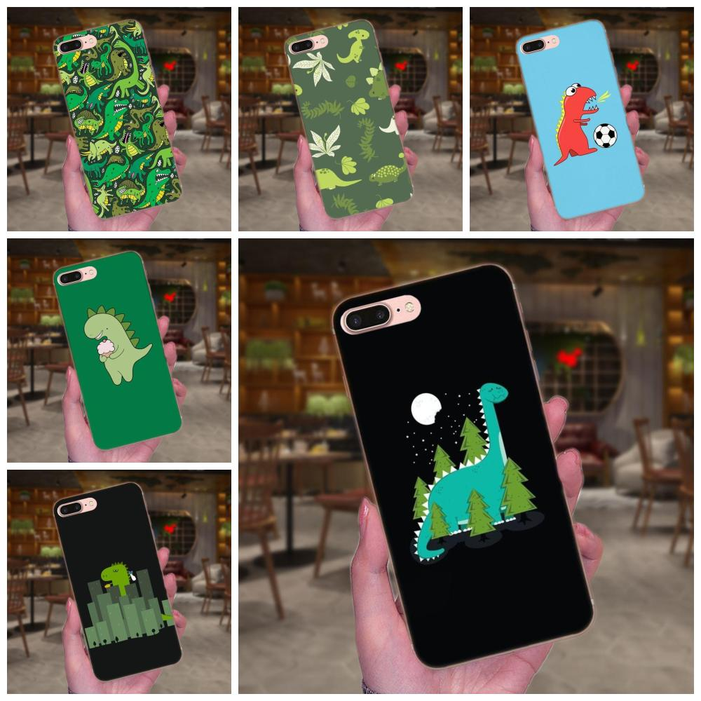 For <font><b>Xiaomi</b></font> Mi3 Mi4 Mi4C Mi4i Mi5 <font><b>Mi</b></font> 5S 5X 6 6X <font><b>8</b></font> SE A1 Max Mix 2 Note 3 4 Soft Cell <font><b>Case</b></font> Animal Dinosaur Offer <font><b>Vertical</b></font> image