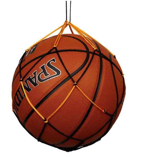 Bolsa de red de nailon con malla para pelota de baloncesto de voleibol para balón de fútbol, baloncesto, voleibol, fútbol, o alguna de las bolas