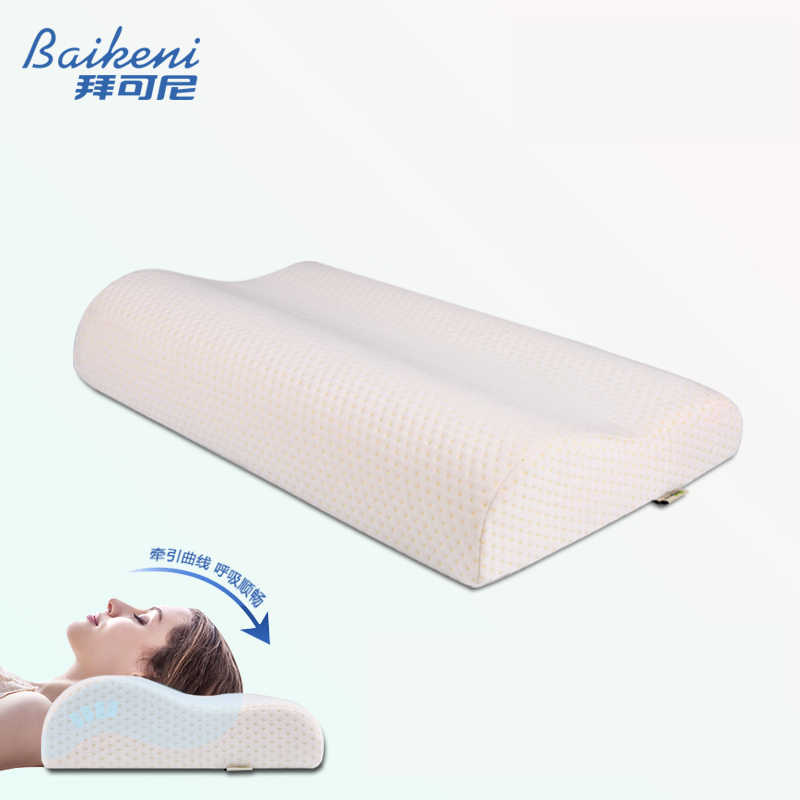Cervical Orthopedic Pillow Slow Rebound Neck Pillow Memory Foam Pillows Health Care Pain Release Bedding Sleeping Pillows