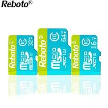New Green Memory card class10 64GB Micro SD card 32GB 16GB 8GB TF card Microsd Pen drive 4GB Flash memory disk