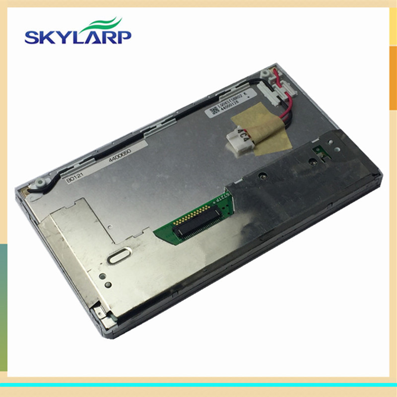 skylarpu Original 6.5inch LCD for LQ065T5BR02 Car LCD screen display panel (without touch) Free shipping original tp760 t touch screen lcd calendar