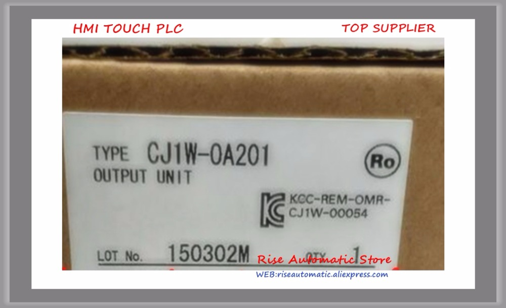 New Original I O 8 Output Point PLC Module CJ1W-OA201 250VAC high-quality new original regulator lr 1 8 d o mini 162590