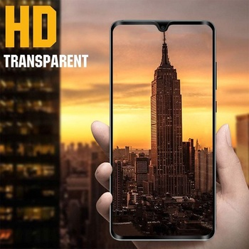 100PCS Full Glue Tempered Glass For Huawei Mate 20 Lite Mate 30 10 Nova 3 4 5i Screen Protector Full Cover Protector Film